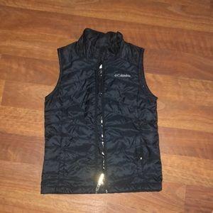 Columbia OmniHeat Black Vest
